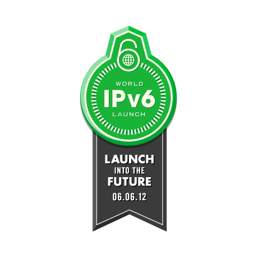 World IPv6 launch banner 512